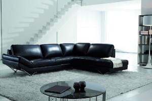 sofa đen