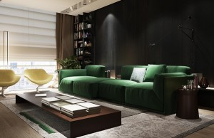 sofa van phong